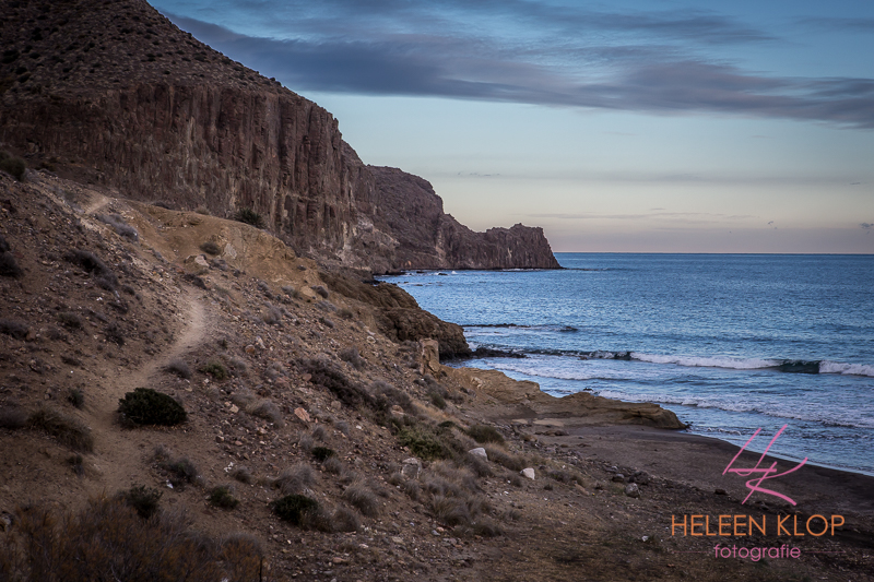 La Isleta del Moro, Spanje