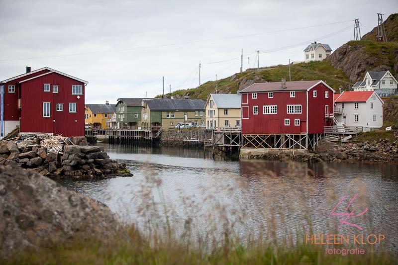 Voormalig Vissersdorp Nyksund