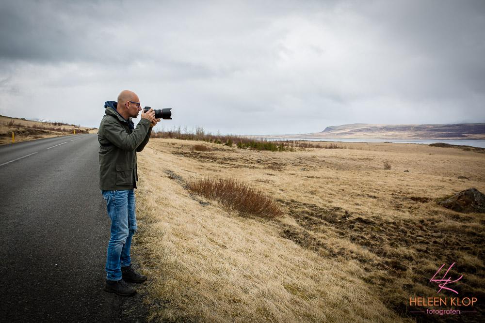 Fotografie op IJsland