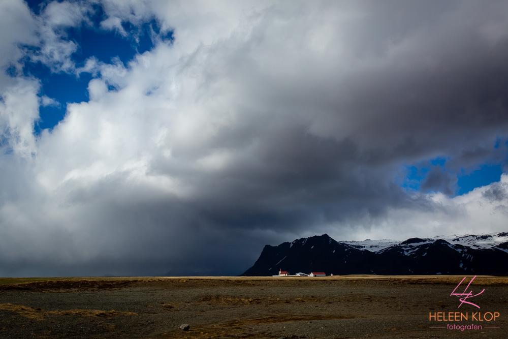 Snæfellsness IJsland