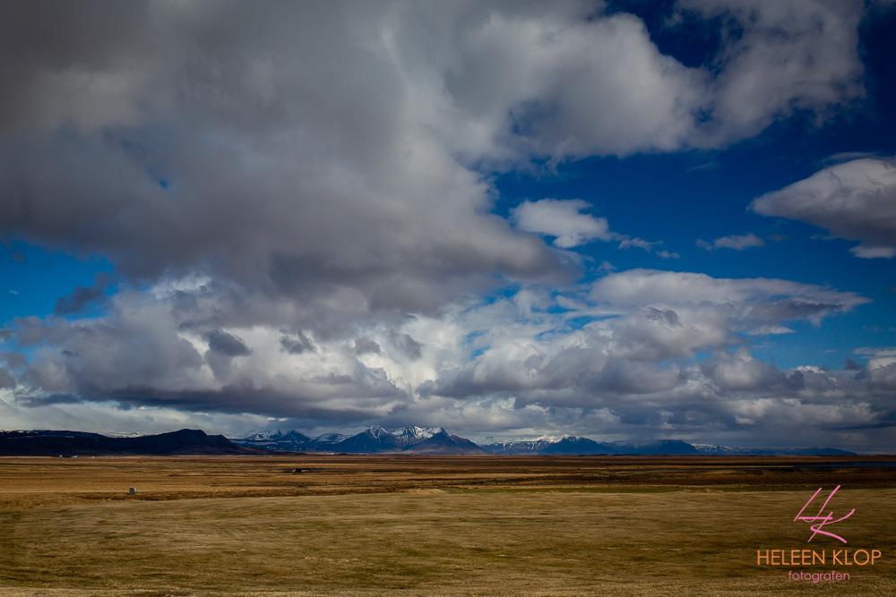 Luchten op IJsland