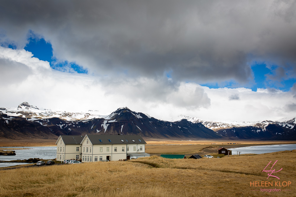 Hotel Budir IJsland