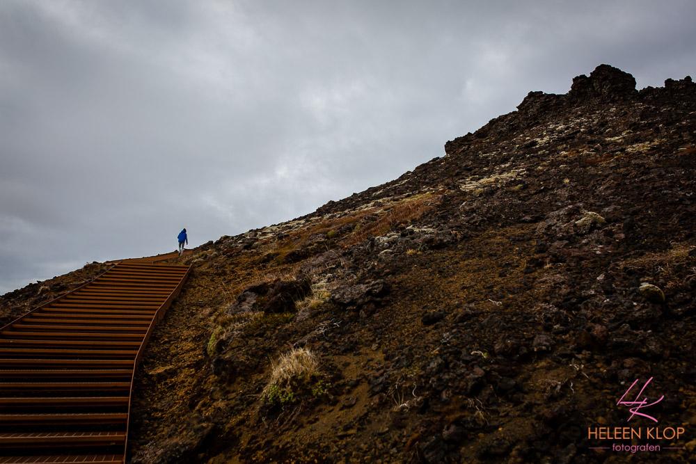 Saxholl Vulkaan IJsland