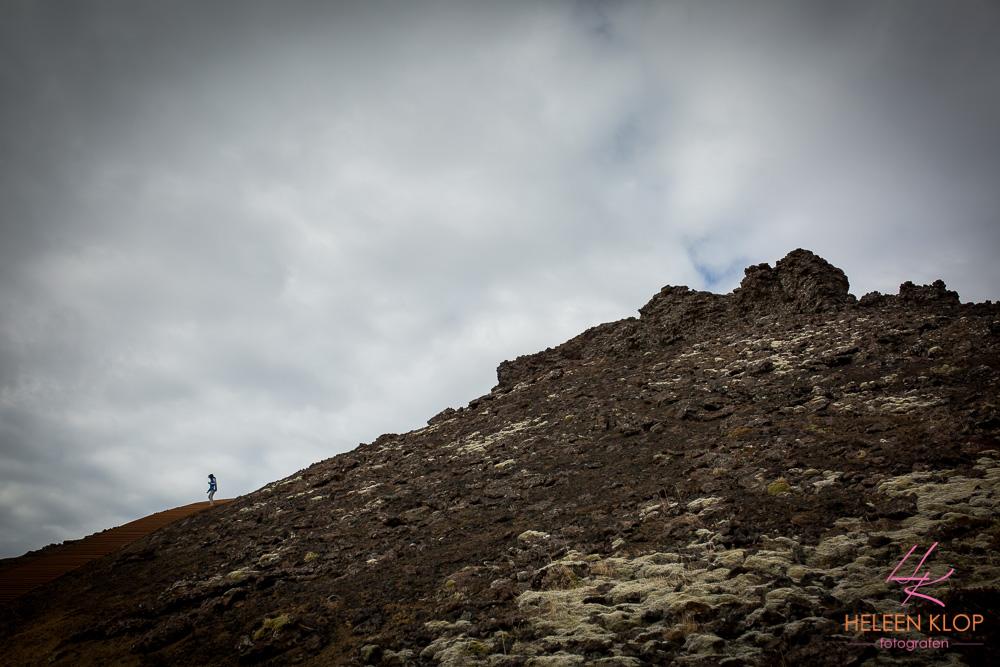 Saxholl trappen IJsland