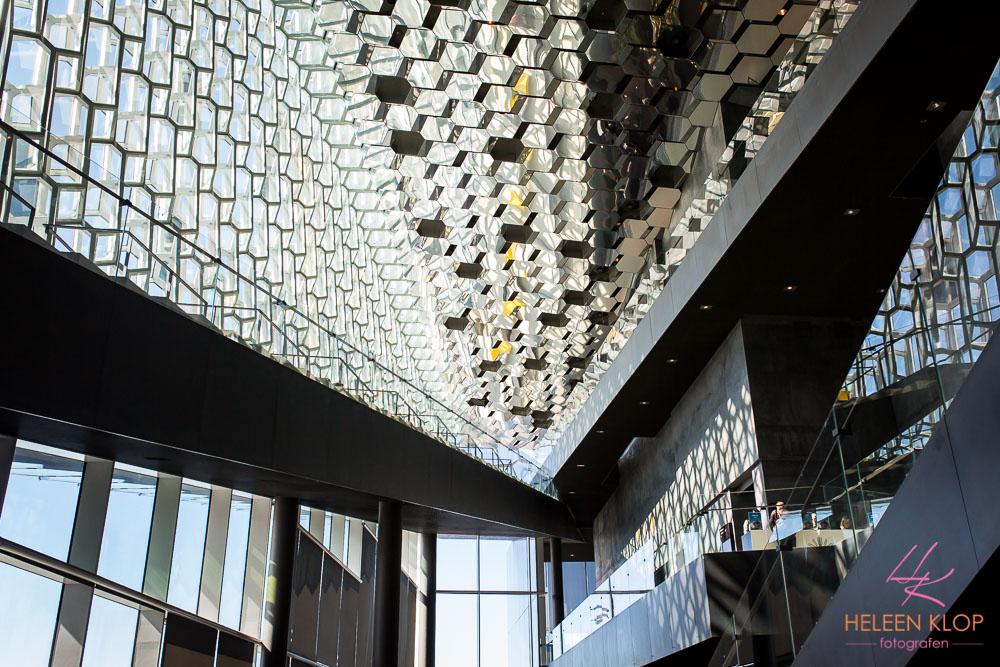Plafond Harpa Reykjavik