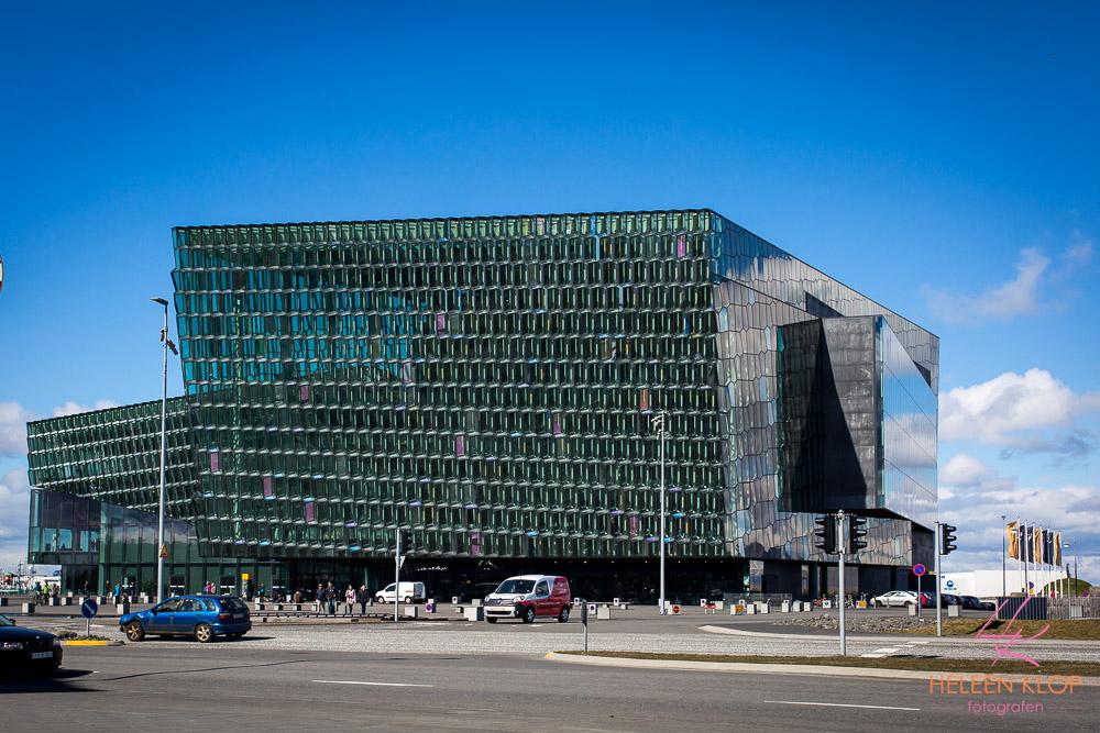 Congrescentrum en Concerthal Harpa Reykjavik