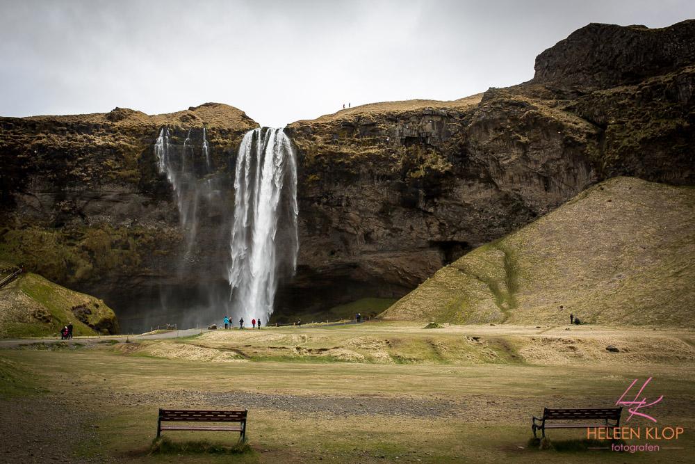 Waterval Seljalandsfoss Iceland