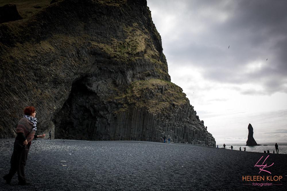 Reynisfjara Beach Vik Iceland
