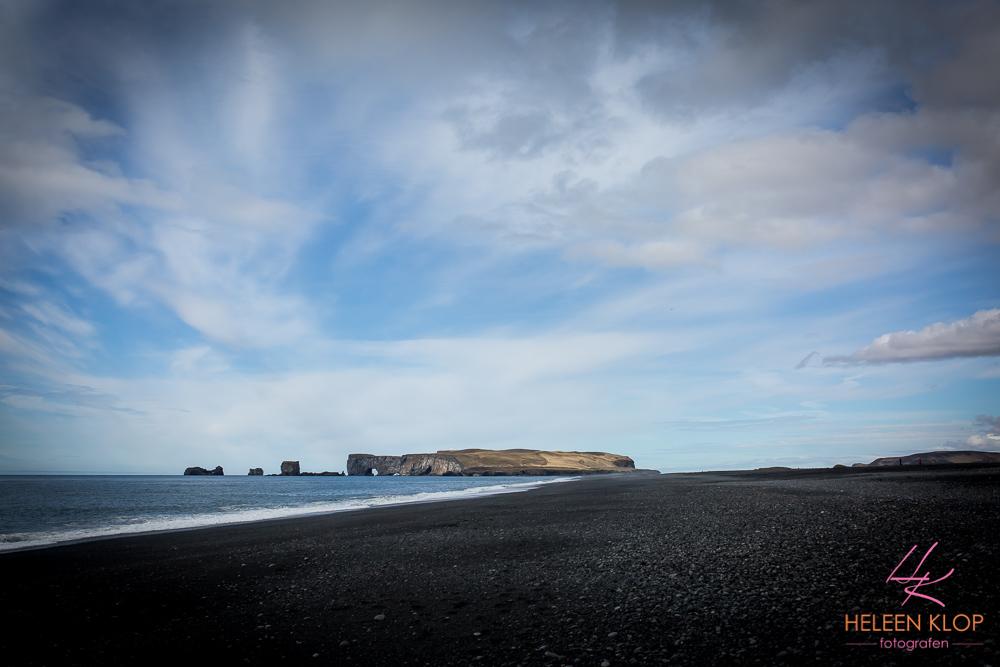 Kirkjufjara Beach Iceland