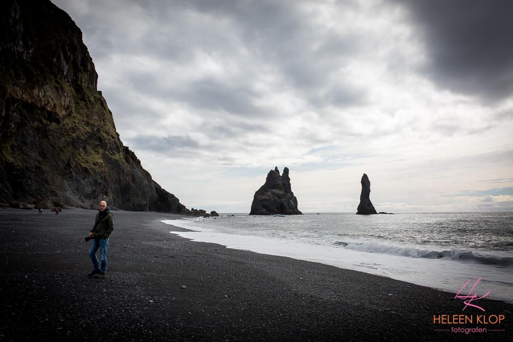 Reynisdrangar Seastacks Iceland