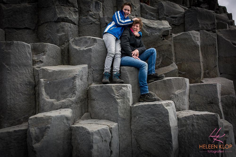 Met gezin op IJsland rondreis bij Vik