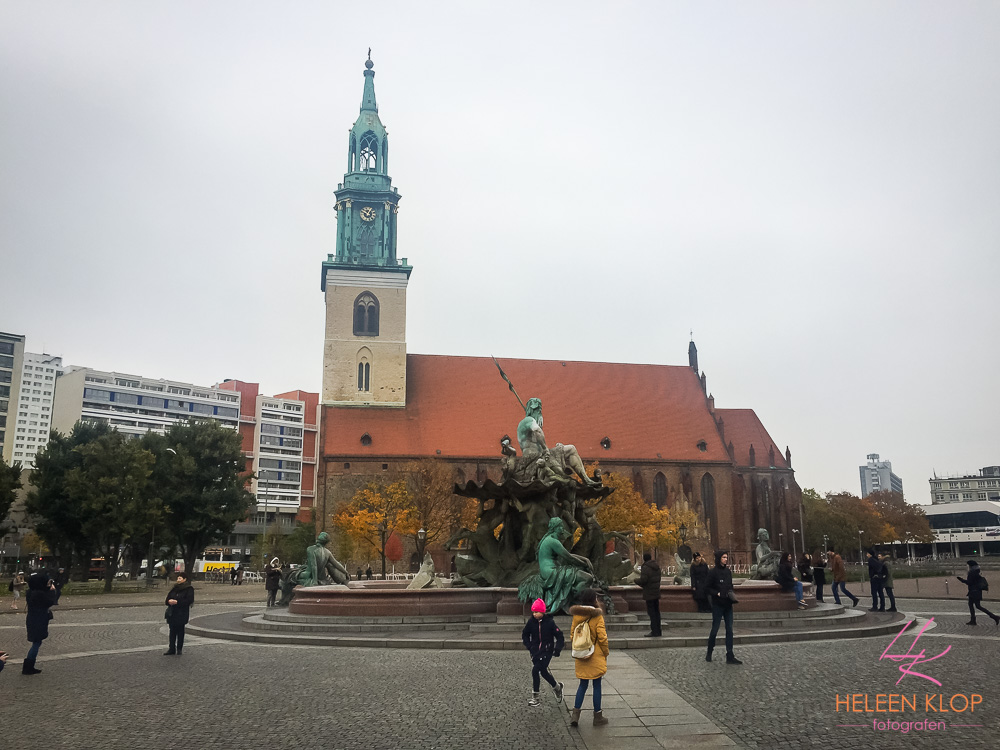 St Marienkirche Berlijn
