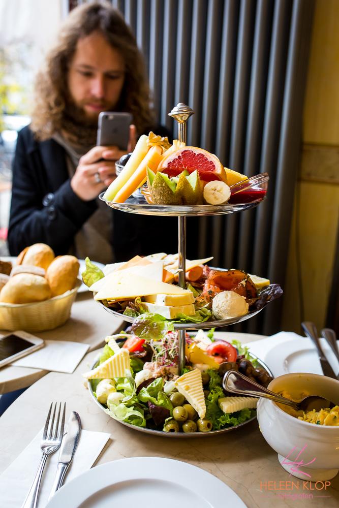 Ontbijt In Berlijn