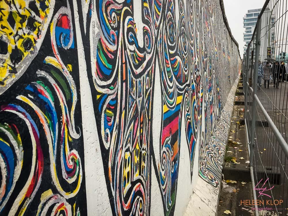 East Side Gallery Berlijn