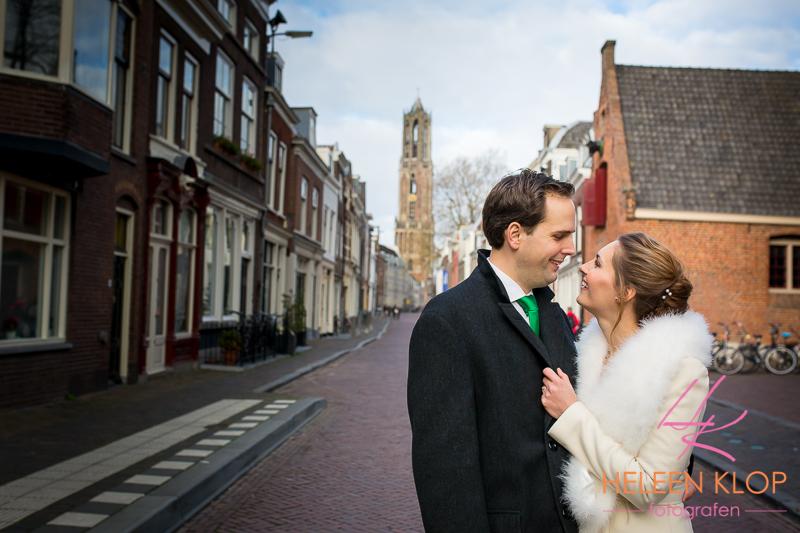 Trouwen In Utrecht Centrum Paus Huize Oudaen