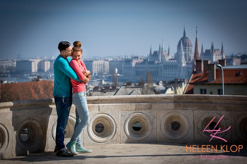 Loveshoot In Boedapest