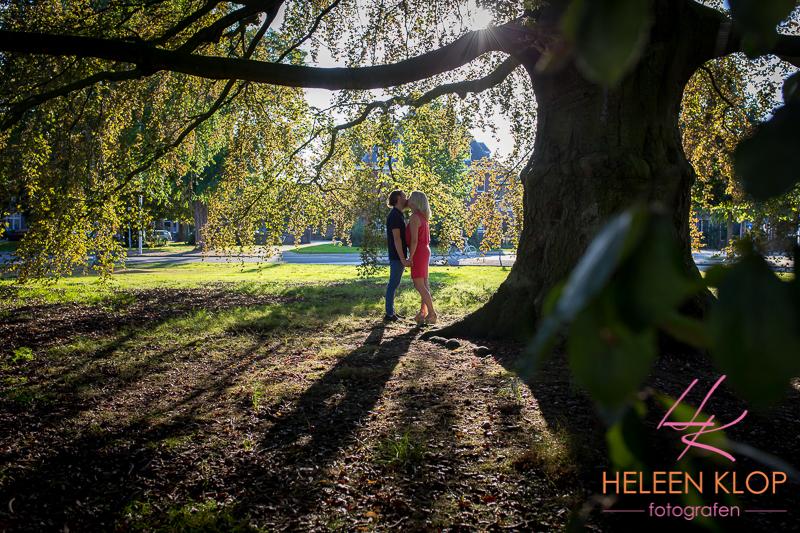Loveshoot In Wilhelminapark Utrecht 020