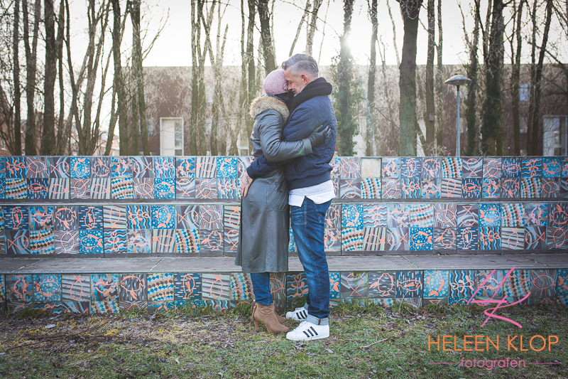 Loveshoot In Winter Utrecht 001