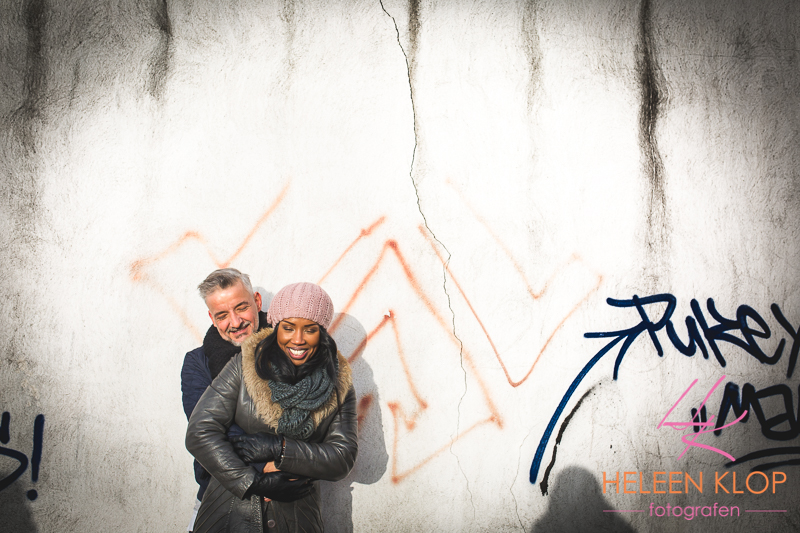 Loveshoot In Winter Utrecht 009