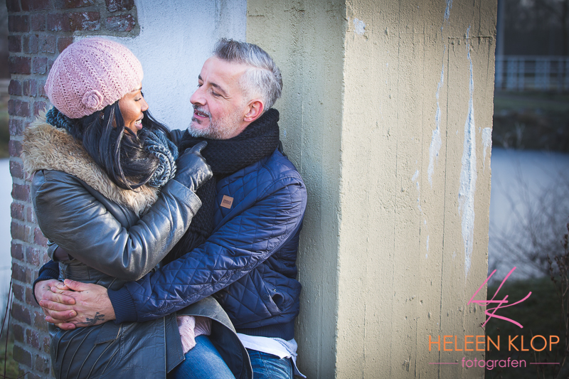 Loveshoot In Winter Utrecht 012
