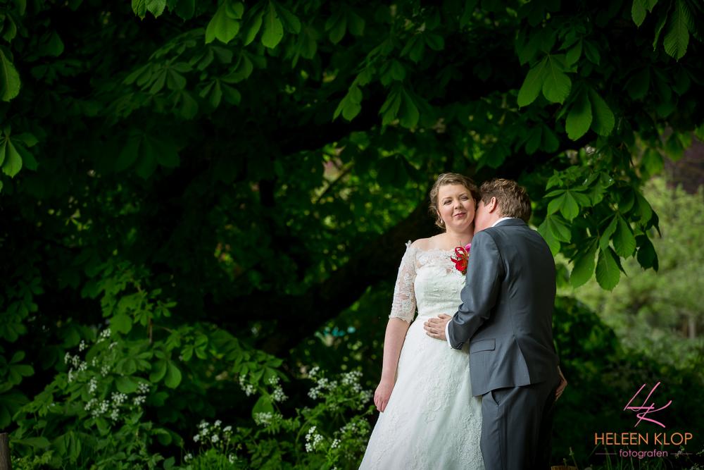 Bruidsreportage Kasteel Sterkenburg 021