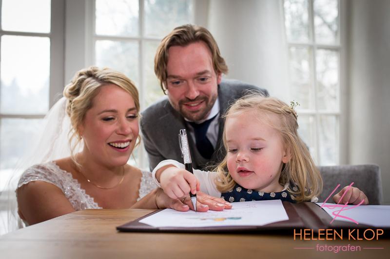 039 Trouwen Bij Kasteel Kerckebosch Met Kinderen