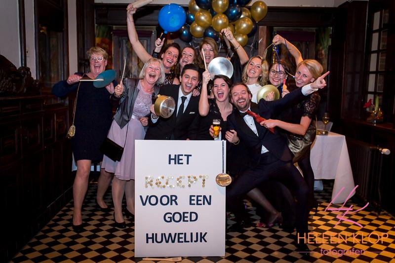 052 Trouwfeest Bij Kerckebosch