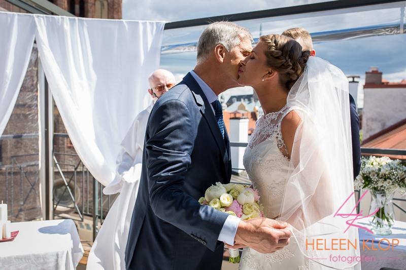 Bruiloft In Riga Letland 021