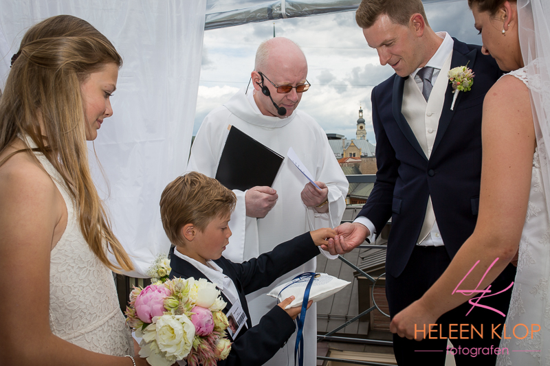 Bruiloft In Riga Letland 024