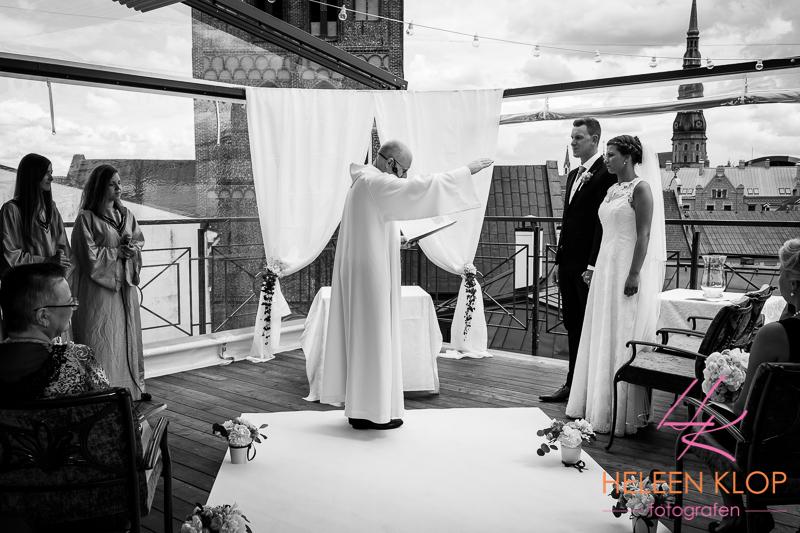 Bruiloft In Riga Letland 027
