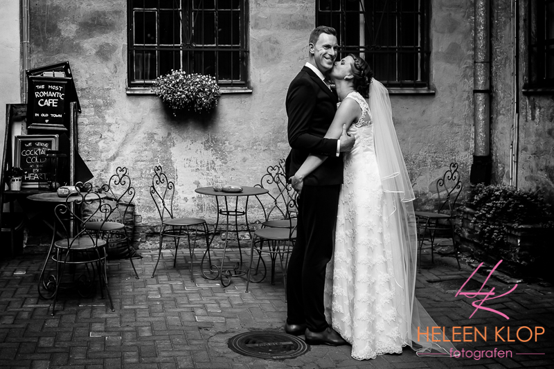 Bruiloft In Riga Letland 035