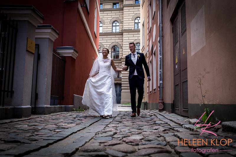 Bruiloft In Riga Letland 037