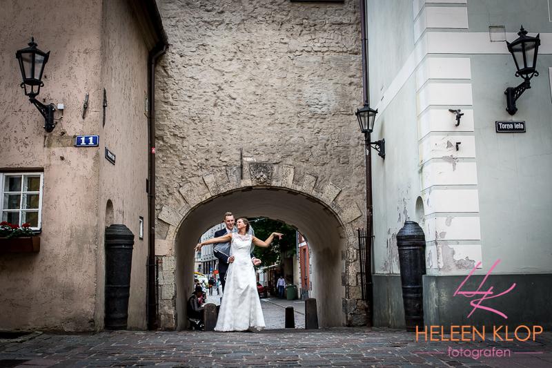Bruiloft In Riga Letland 039