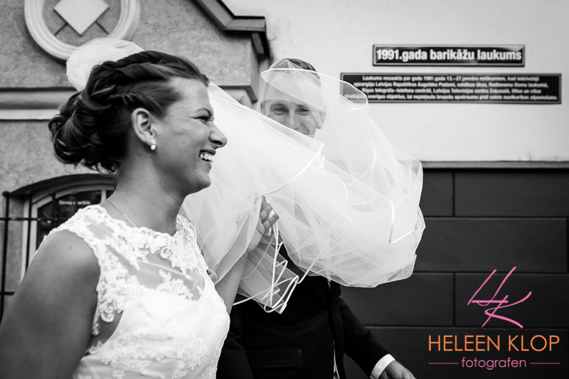 Bruiloft In Riga Letland 041
