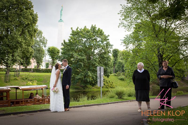 Bruiloft In Riga Letland 043