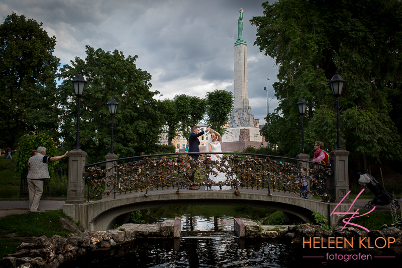 Bruiloft In Riga Letland 044