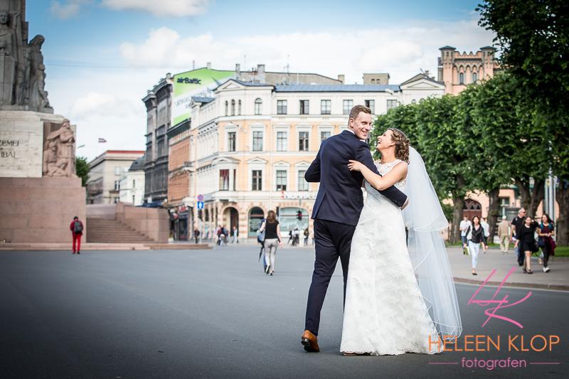 Bruiloft In Riga Letland 045