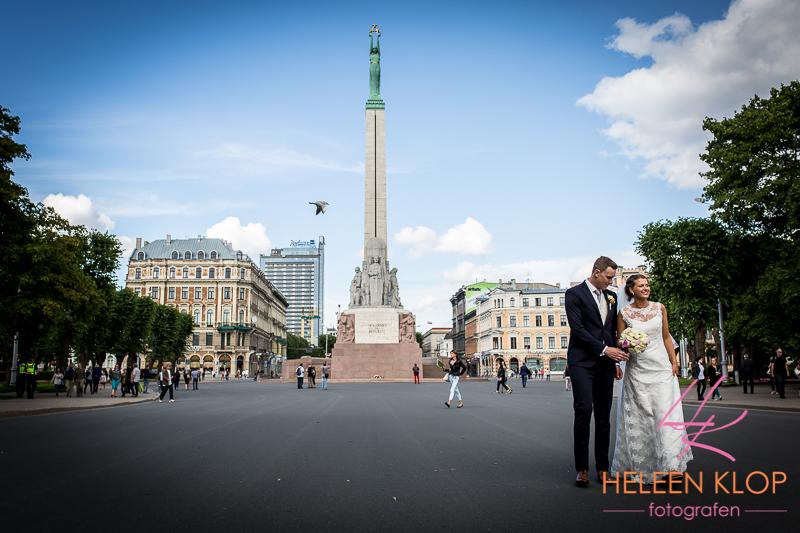Bruiloft In Riga Letland 046