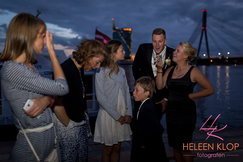 Bruiloft In Riga Letland 052