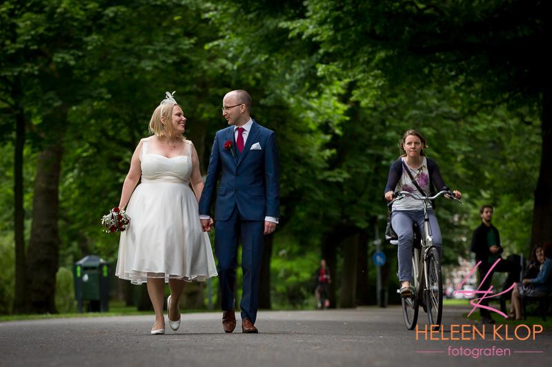 Trouwen In Het Wilhelminapark Utrecht 040