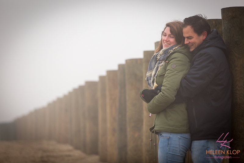 Loveshoot In De Mist