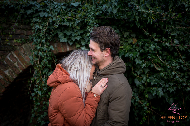 Winterse Loveshoot In Amersfoort 001