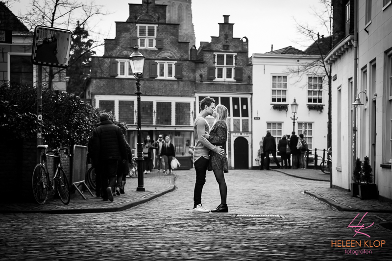 Winterse Loveshoot In Amersfoort 004