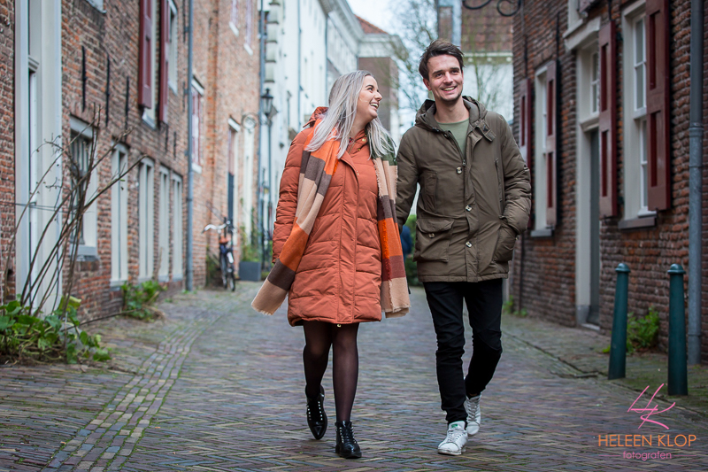 Winterse Loveshoot In Amersfoort 005