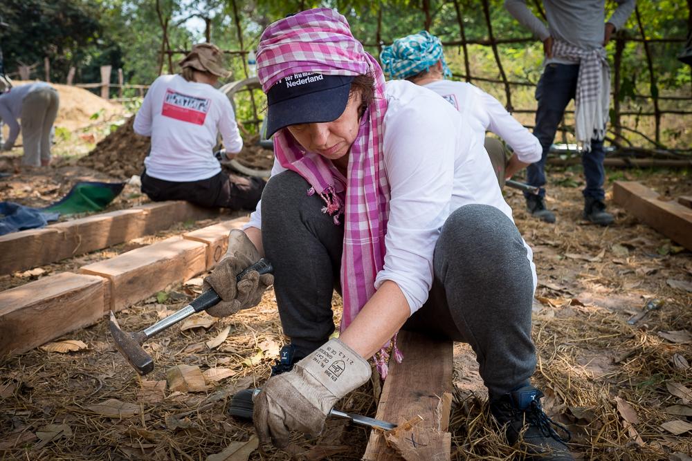 Bouwreis Habitat Cambodja 038