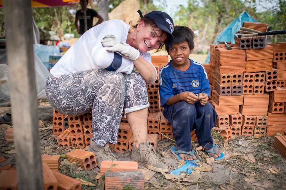 Bouwreis Habitat Cambodja 041