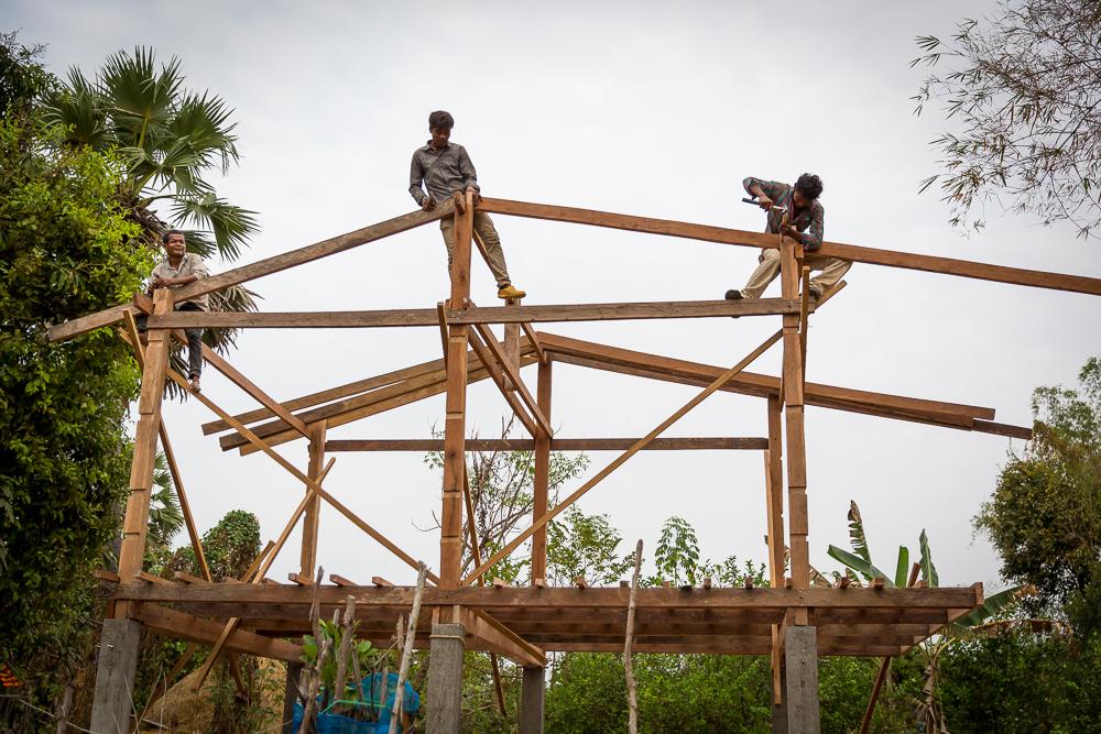 Bouwreis Habitat Cambodja 067