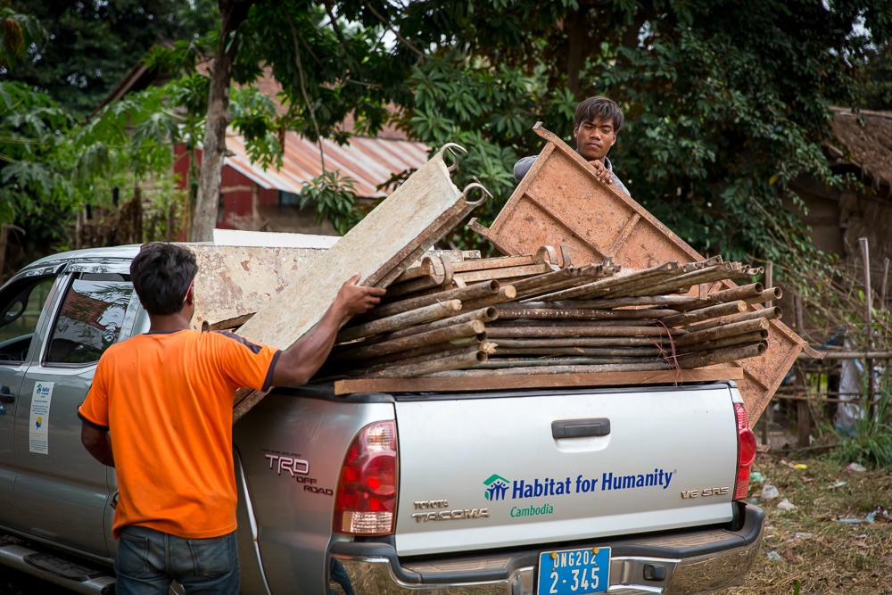 Bouwreis Habitat Cambodja 074