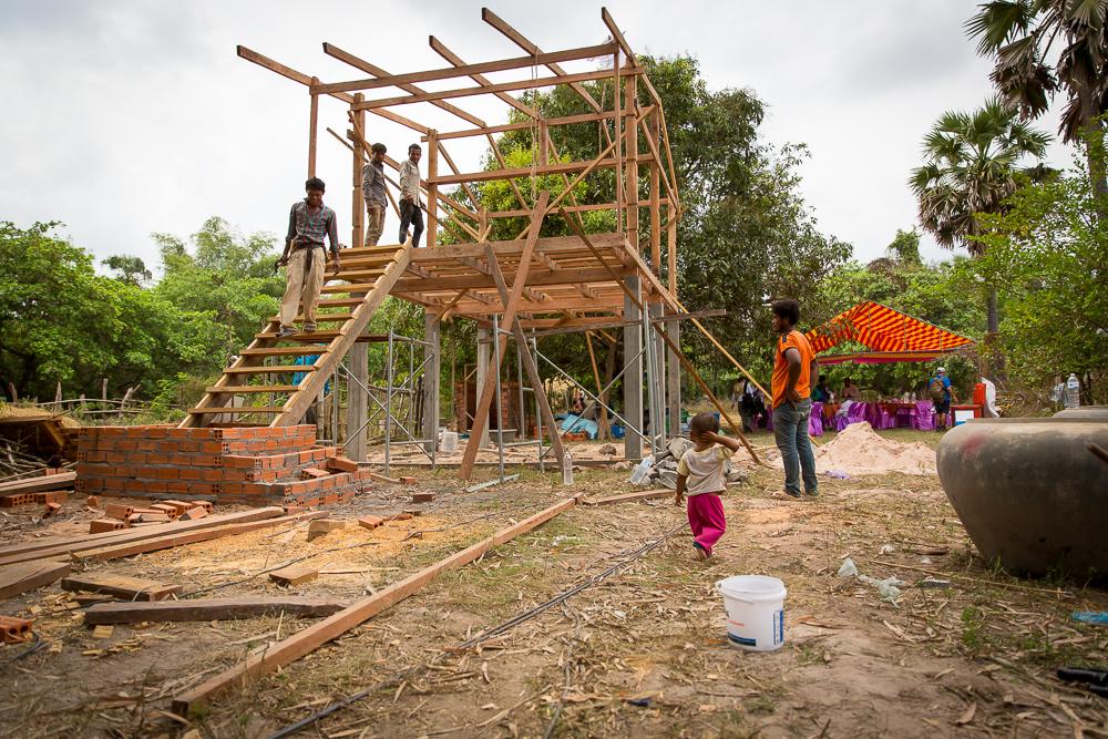 Bouwreis Habitat Cambodja 079