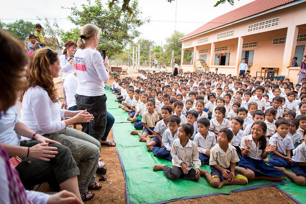 Bouwreis Habitat Cambodja 090